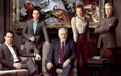 Tip na seriál: Succession od HBO