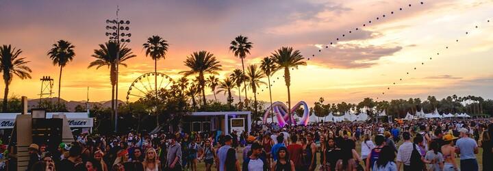 Eminem, The Weeknd, Beyoncé: Coachella zveřejnila letošní seznam vystupujících. Kalifornský festival opět navštíví nespočet hvězd