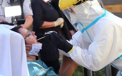 Denní nárůst nakažených: Přibylo 2 615 případů, pandemie v Česku ustupuje.