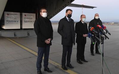 Matovič: Sputnik môžeme vrátiť späť do Ruska, ľudí na Facebooku sa pýta, ako by rozhodli.