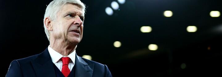Arsène Wenger se na konci sezóny po více než dvou dekádách rozloučí s lavičkou Arsenalu