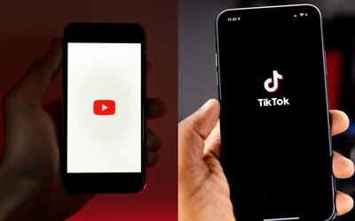 TikToku rastie konkurencia. YouTube Shorts idú na americký trh skôr, než sa predpokladalo.