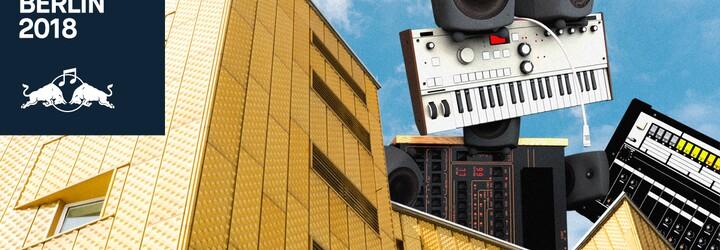 Red Bull Music Academy se vrací po 20 letech do Berlína. Na třicetidenním hudebním festivalu si můžeš zahrát i ty