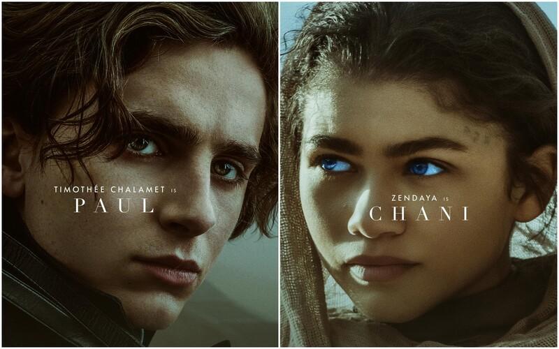 Sleduj nádherné plakáty pro velkolepé sci-fi Duna. Premiéra v Benátkách se už blíží.