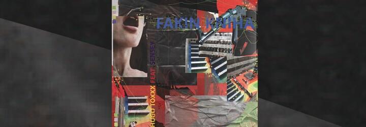 Neznaj předešlý album, chtěj další. Poodhaluje nám Hugo Toxxx v nové skladbě Fakin kniha podobu připravovaného alba?