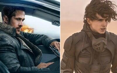 Režisér Blade Runnera 2049 nechápe, ako je možné, že film nezničil jeho kariéru. Ukazuje trailer na Dunu, ktorá to už možno dokáže