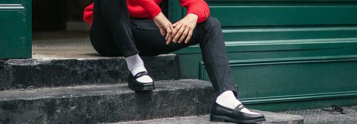 Největším podzimním trendem v obuvi jsou penny loafers, které hlásí velký návrat do ulic