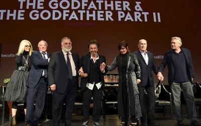 Prečo Al Pacino takmer nedostal rolu v Godfatherovi a čo ho spolu s Diane Keaton viedlo k alkoholickým výletom?