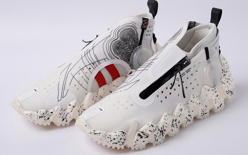 Čínská značka mění design tenisek od základů. Li-Ning představuje futuristický vzhled inspirovaný čtyřmi živly.