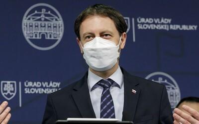 Neviem, či predĺžime núdzový stav, možno ho potrebovať nebudeme. Premiér Heger pripustil ďalšie uvoľnenie opatrení.