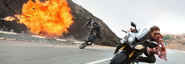 Mission Impossible 6 pozastavuje natáčanie. Tom Cruise si pýta viac peňazí, ktoré mu štúdio nechce dať