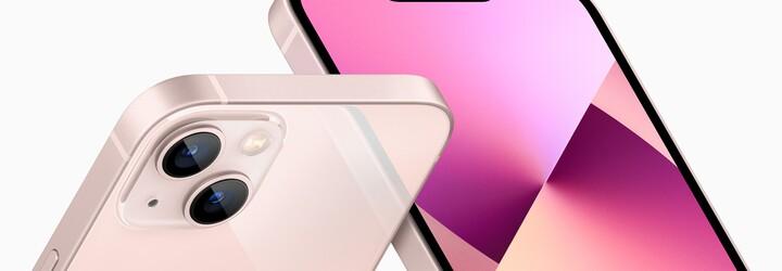 Nových iPhonů 13 bude až o 10 milionů méně. Apple musí omezit výrobu