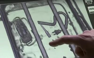 3D skenery na letiskách môžu spríjemniť let a zrušiť zákaz prevážania tekutín v príručnej batožine
