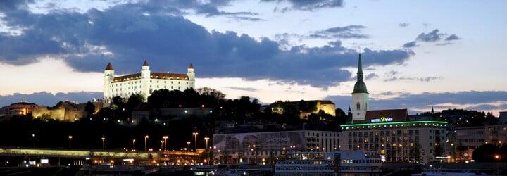 Bratislava na tých najúžasnejších záberoch, ktoré ťa donútia ju milovať. Michaela dokazuje, že na naše hlavné mesto môžeme byť právom pyšní