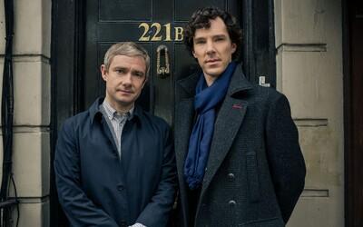 Na 5. sérii Sherlocka sa nezačne pracovať skôr než v roku 2020. Tvorcovia pripravujú seriálového Draculu a chcú sa mu venovať na 100%