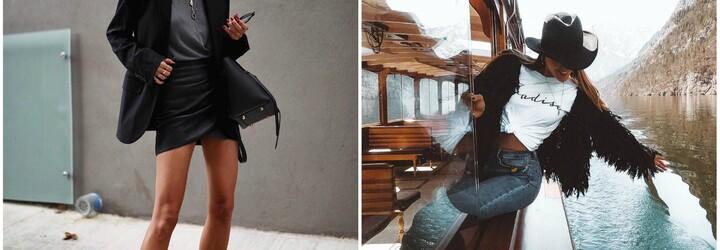 Móda Refresher: Slovenky a Češky opäť vytiahli outfity, ktorými ťa posadia na zadok