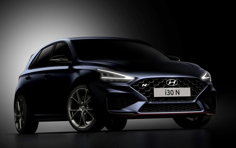 Potvrzeno! Hyundai i30 N dostane po faceliftu očekávaný 8stupňový automat.