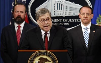 Koronavírusový lockdown je podľa amerického generálneho prokurátora najväčším zásahom do ľudských slobôd od čias otroctva.