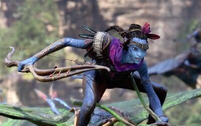 Na nové konzole i PC vyjde videoherní zpracování Avatara. Ovládat budeme modré mimozemšťany bojující proti invazi lidí.