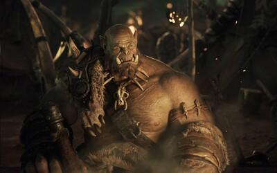 4 minuty z Warcraftu leakly online! Připravte se na temný svět Orců