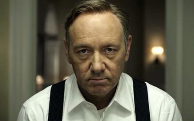 4. séria House of Cards potvrdená Netflixom pre rok 2016!