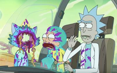 4. séria Ricka a Mortyho bude šialená! Zábavný trailer odhaľuje nové planéty, mimozemšťanov a Rickove hlášky