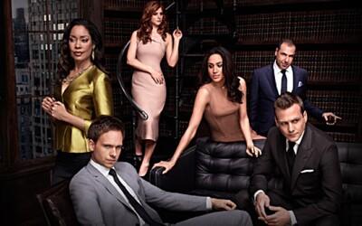 4. séria Suits už o týždeň