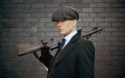 4. sérii Peaky Blinders vládne talianska mafia, úžasní herci, nečakané zvraty a seriál tak opäť potvrdzuje svoje obrovské kvality (Recenzia)