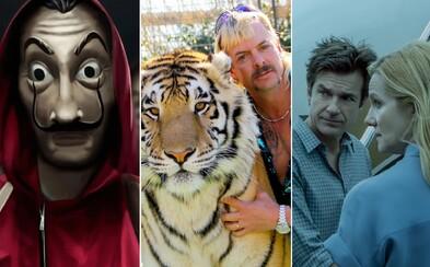 4. sérii Money Heist vidělo 65 milionů domácností, Tiger Kinga 64 a 3. sérii Ozark přelomových 30 milionů