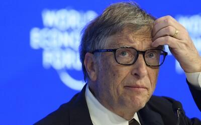 Bill Gates investuje několik miliard do továren na výrobu vakcíny proti koronaviru.