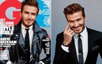 40-ročný David Beckham má stále sexepílu na rozdávanie. Fotografie z amerického magazínu GQ očaria nejednu slečnu