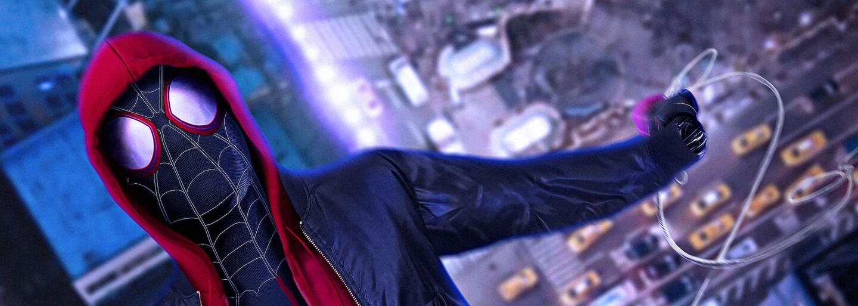 40-ročný Peter Parker bude v animáku Spider-Man: Paralelné svety učiteľom mladého Milesa Moralesa