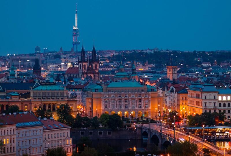 Ktoré hlavné mesto sa nachádza na obrázku?