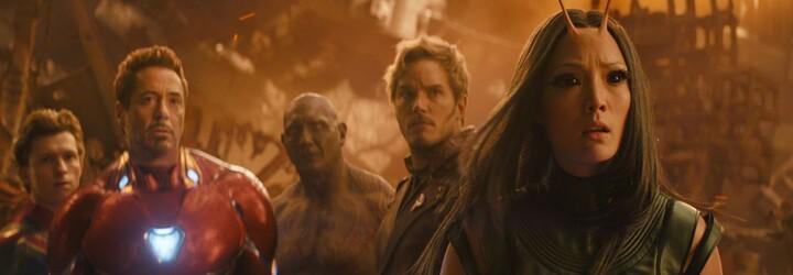 Jak vypadali Avengers: Infinity War před a po přidání CGI? Efekty tvoří až 97 procent filmu