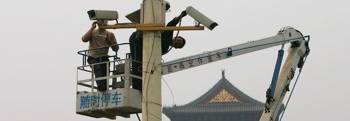 Velký bratr v Číně je děsivý, kamery známkují tamní občany. Co všechno sleduje nás a chystá se podobný systém i v Česku?