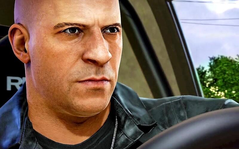 Hra Rychle a zběsile působí jako z dob PS3. Vyjde v srpnu a u prvních záběrů z hraní se dobře pobavíš.
