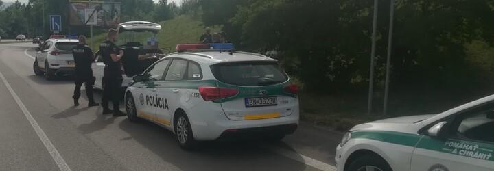 Na Slovensku chytili řidiče, který užil amfetamin, metamfetamin, metadon, extázi, benzodiazepiny a THC