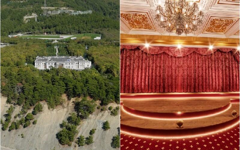 Takto vyzerá Putinov luxus za vyše miliardu eur: Zlatý palác museli postaviť kvôli plesni nanovo (+ video)