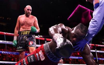 Týždeň v športe: Fury vypol Wildera, frustrovaný Hamilton, futbalové MS už len teoreticky, zranený Ovečkin a Slováci v NHL