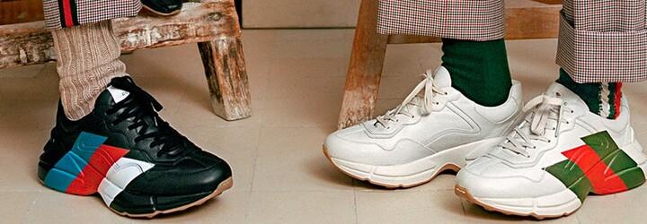 Nové tenisky od Gucci mohou být tvé již za 200 korun. Budou však jen virtuální