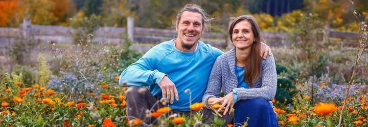 Po 14 letech provozování steakové restaurace se dali na veganství a na Nepomucku založili eko-farmu, která je prý rájem na zemi