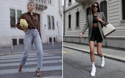 Móda REFRESHER: Zostavili sme letné outfity influenceriek za zlomok ich pôvodnej ceny