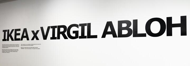Off White koberec či jiné bytové doplňky. Virgil Abloh a IKEA přicházejí s netradiční kolaborací