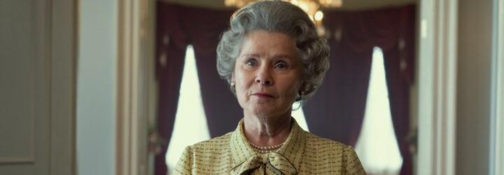 Takto bude vyzerať kráľovná Alžbeta II. v pokračovaní seriálu The Crown. Hrá ju zákerná profesorka z Harryho Pottera