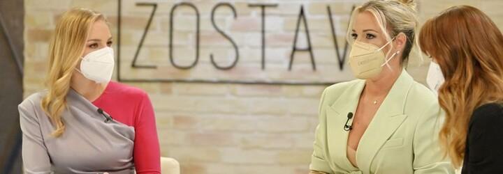 Slovenská moderátorka reaguje na Rytmuse a Simonu: Neřešme postavu, ale podstatu. Nešlo o lynč Cibulkové, jen o ostrou debatu