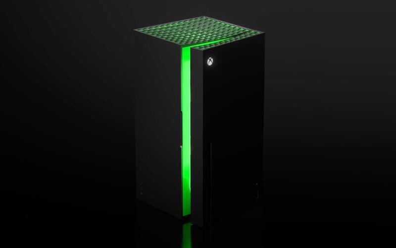 Xbox už nepredáva iba herné konzoly a hráčske príslušenstvo. Na trh prichádza s chladničkou.