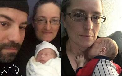 46-ročná žena porodila len 24 hodín po tom, čo zistila, že je tehotná