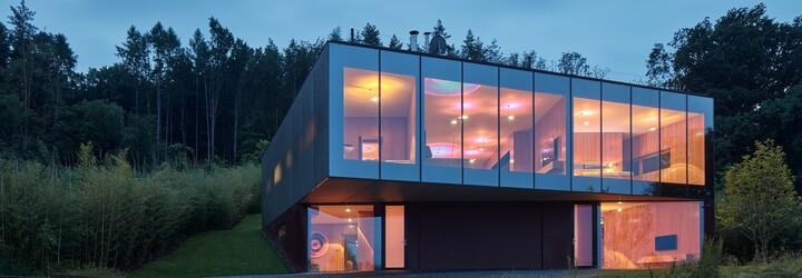 Vitaj v budúcnosti. Lazy House v Zlíne je stelesnením modernej architektúry, do ktorej sa zamiluješ