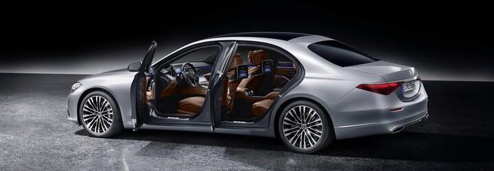 Privítaj kráľa! S-kový Mercedes-Benz s revolučnými vychytávkami posúva latku opäť vyššie a definuje nové štandardy