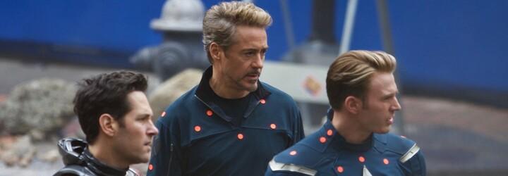 Unikol prvý obrázok a zábery z Avengers 4. Čo sme sa z nich dozvedeli a ako sa Avengers 4 vysporiada s úmrtiami niektorých postáv?